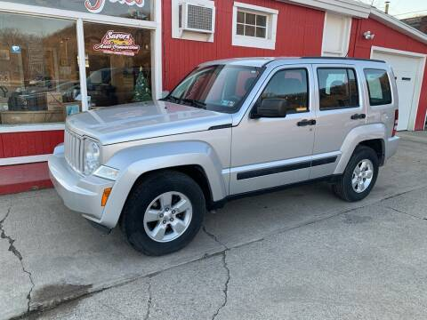 2012 Jeep Liberty for sale at SAVORS AUTO CONNECTION LLC in East Liverpool OH
