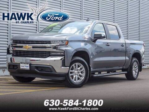2020 Chevrolet Silverado 1500 for sale at Hawk Ford of St. Charles in St Charles IL