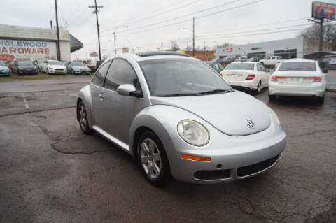 2007 Volkswagen New Beetle for sale at Green Ride Inc in Nashville TN