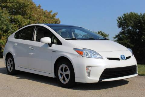 2012 Toyota Prius for sale at Harrison Auto Sales in Irwin PA