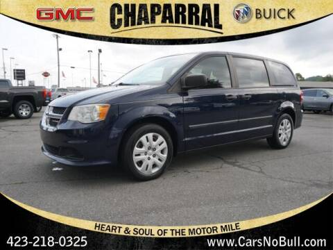2014 Dodge Grand Caravan for sale at CHAPARRAL USED CARS in Piney Flats TN