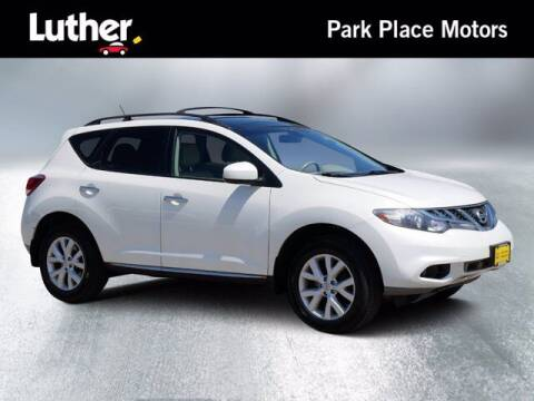 2011 Nissan Murano for sale at Park Place Motor Cars in Rochester MN