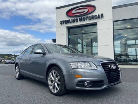 2011 Audi A6 for sale at Sterling Motorcar in Ephrata PA