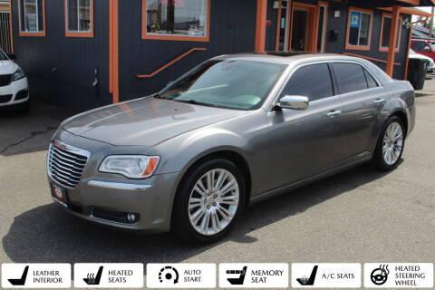 2011 Chrysler 300 for sale at Sabeti Motors in Tacoma WA