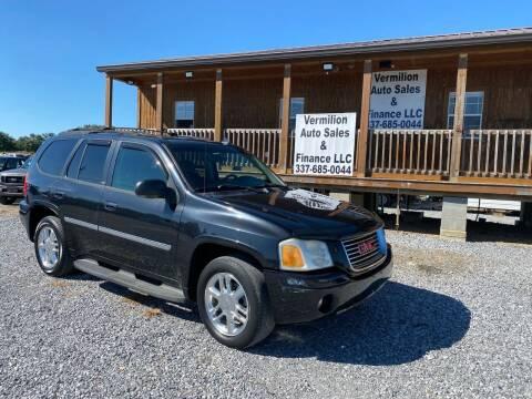 2009 GMC Envoy for sale at Vermilion Auto Sales & Finance in Erath LA