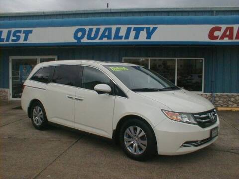 2017 Honda Odyssey for sale at Dick Vlist Motors, Inc. in Port Orchard WA