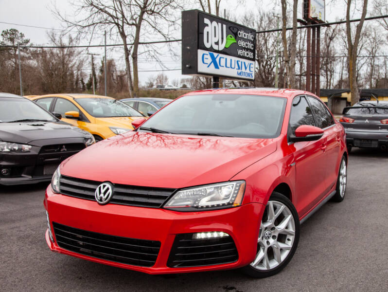 2014 Volkswagen Jetta for sale at EXCLUSIVE MOTORS in Virginia Beach VA