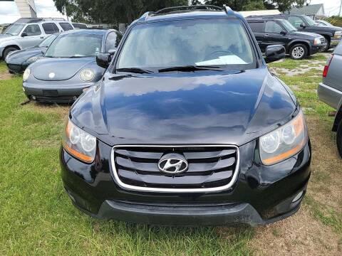 2010 Hyundai Santa Fe for sale at Wally's Cars ,LLC. in Morehead City NC