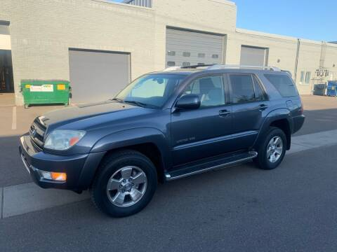 2004 Toyota 4Runner for sale at The Car Buying Center in Saint Louis Park MN