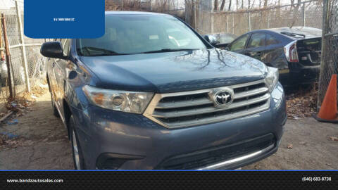 2012 Toyota Highlander for sale at B & Z Auto Sales LLC in Delran NJ
