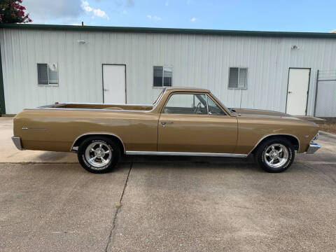 1966 Chevrolet El Camino for sale at Bayou Classics and Customs in Parks LA
