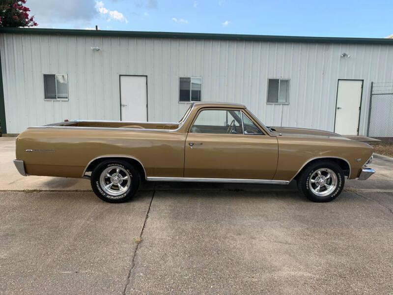1966 Chevrolet El Camino for sale in Parks, LA