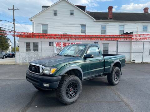 2003 Toyota Tacoma for sale at 4X4 Rides in Hagerstown MD