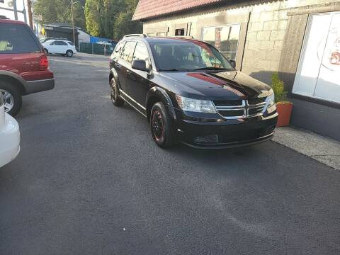 2012 Dodge Journey for sale at Bonney Lake Used Cars in Puyallup WA