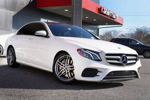 2019 Mercedes-Benz E-Class for sale at Gravity Autos Roswell in Roswell GA