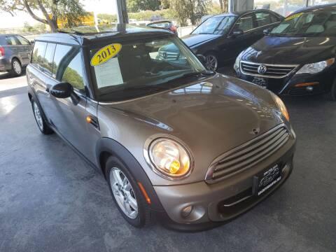 2013 MINI Clubman for sale at Sac River Auto in Davis CA