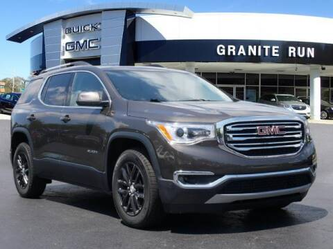 2019 GMC Acadia for sale at GRANITE RUN PRE OWNED CAR AND TRUCK OUTLET in Media PA
