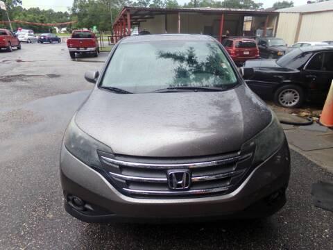 2012 Honda CR-V for sale at Alabama Auto Sales in Semmes AL