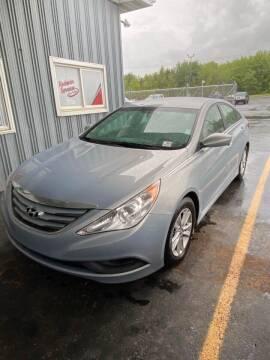 2014 Hyundai Sonata for sale at The PA Kar Store Inc in Philadelphia PA