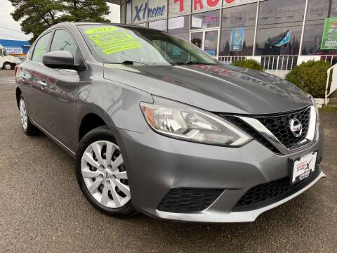 2018 Nissan Sentra for sale at Xtreme Truck Sales in Woodburn OR