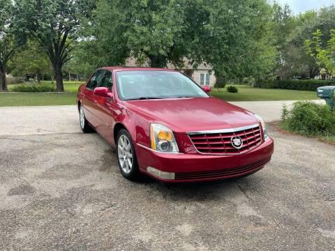 2006 Cadillac DTS for sale at CARWIN MOTORS in Katy TX