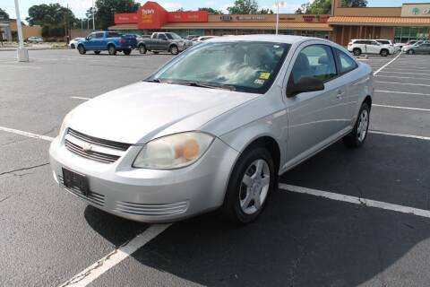 2007 Chevrolet Cobalt for sale at Drive Now Auto Sales in Norfolk VA