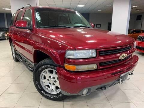 2005 Chevrolet Tahoe for sale at Cj king of car loans/JJ's Best Auto Sales in Troy MI