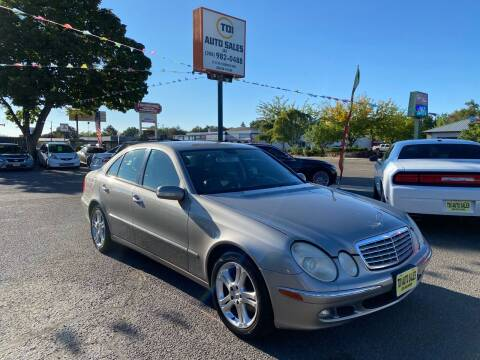2006 Mercedes-Benz E-Class for sale at TDI AUTO SALES in Boise ID