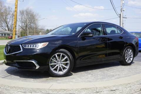 2018 Acura TLX for sale at Platinum Motors LLC in Heath OH