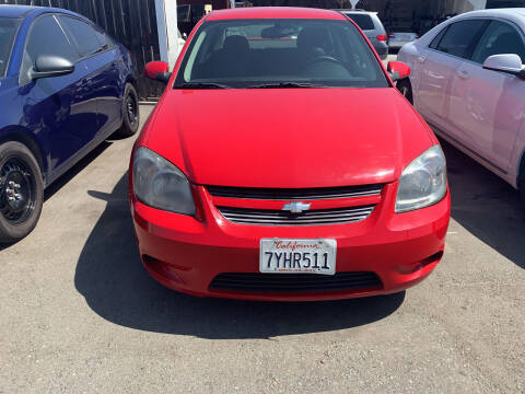 2009 Chevrolet Cobalt for sale at GRAND AUTO SALES - CALL or TEXT us at 619-503-3657 in Spring Valley CA