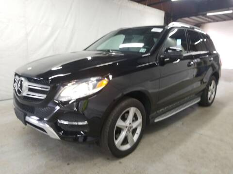 2017 Mercedes-Benz GLE for sale at HYANNIS FOREIGN AUTO SALES in Hyannis MA