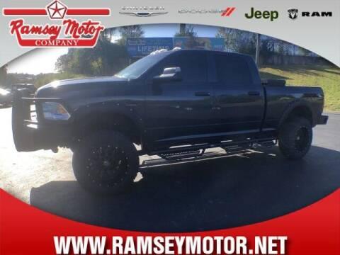 2018 RAM Ram Pickup 2500 for sale at RAMSEY MOTOR CO in Harrison AR