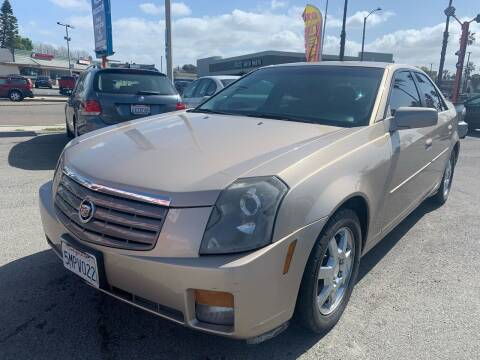 2005 Cadillac CTS for sale at North County Auto in Oceanside CA