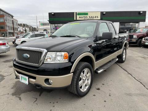 2007 Ford F-150 for sale at Wakefield Auto Sales of Main Street Inc. in Wakefield MA