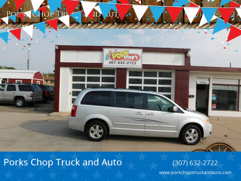 2009 Dodge Grand Caravan for sale at Porks Chop Truck and Auto in Cheyenne WY