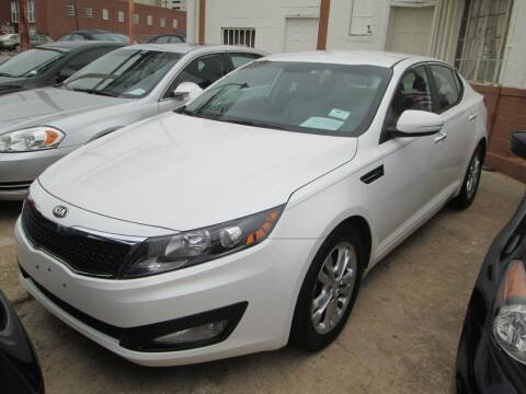 2013 Kia Optima for sale at Downtown Motors in Macon GA