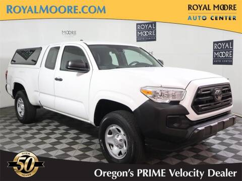 2018 Toyota Tacoma for sale at Royal Moore Custom Finance in Hillsboro OR