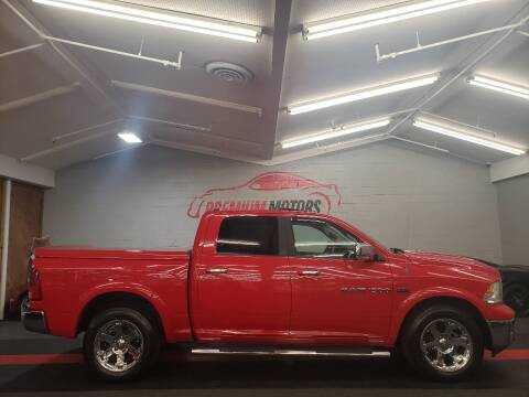 2012 RAM Ram Pickup 1500 for sale at Premium Motors in Villa Park IL
