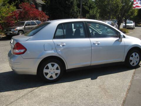 2008 Nissan Versa for sale at UNIVERSITY MOTORSPORTS in Seattle WA