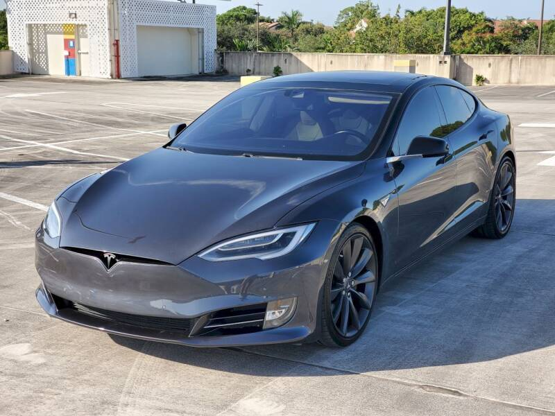 2016 Tesla Model S for sale at EV Direct in Lauderhill FL