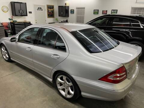 2007 Mercedes-Benz C-Class for sale at Hal's Auto Sales in Suffolk VA