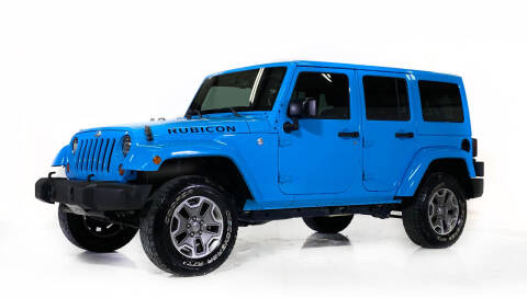 2017 Jeep Wrangler Unlimited for sale at Houston Auto Credit in Houston TX