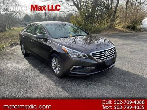 2015 Hyundai Sonata for sale at Motor Max Llc in Louisville KY