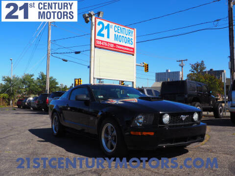 2006 Ford Mustang for sale at 21st Century Motors in Fall River MA