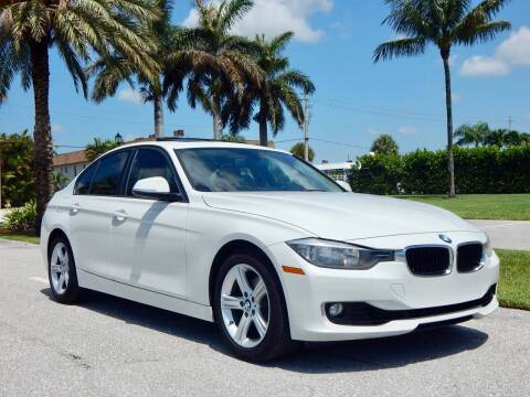 2013 BMW 3 Series for sale at VE Auto Gallery LLC in Lake Park FL