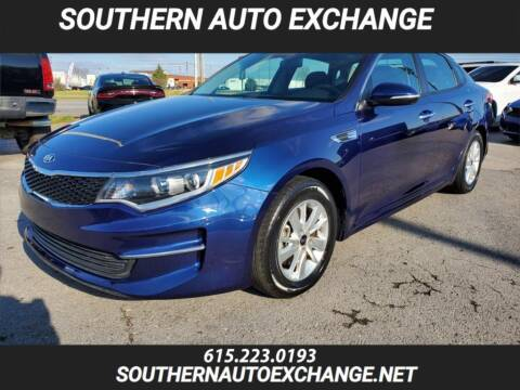 2018 Kia Optima for sale at Southern Auto Exchange in Smyrna TN