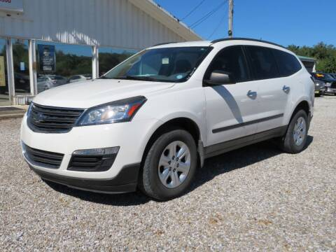2014 Chevrolet Traverse for sale at Low Cost Cars in Circleville OH
