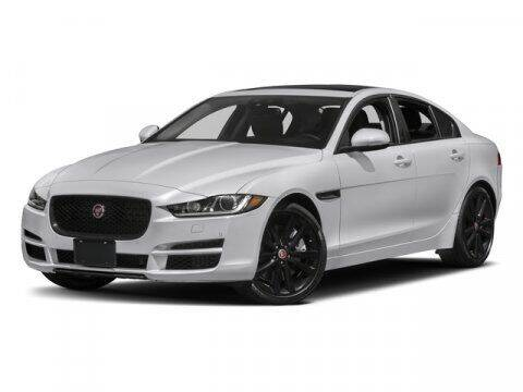 2018 Jaguar XE for sale at J T Auto Group in Sanford NC