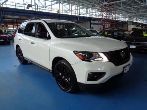 2018 Nissan Pathfinder for sale at VML Motors LLC in Teterboro NJ