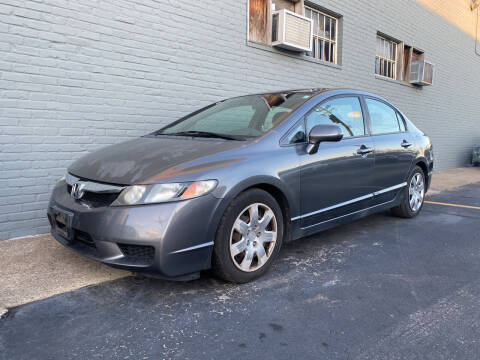 2011 Honda Civic for sale at Abrams Automotive Inc in Cincinnati OH